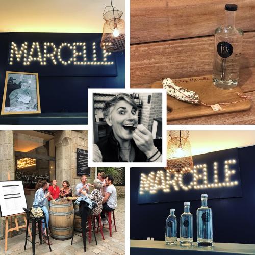 5 photos du bar à huîtres Chez Marcelle à Vannes