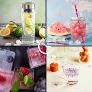 4 manières d'arômatiser son eau