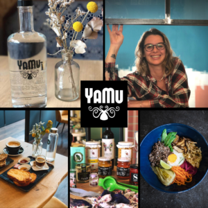 Quatre photos du restaurant Yamu